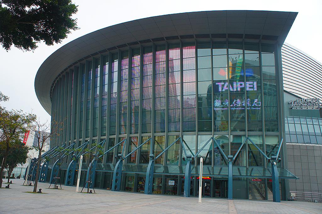 台北アリーナ体育館