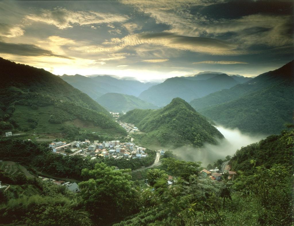 霧社の風景