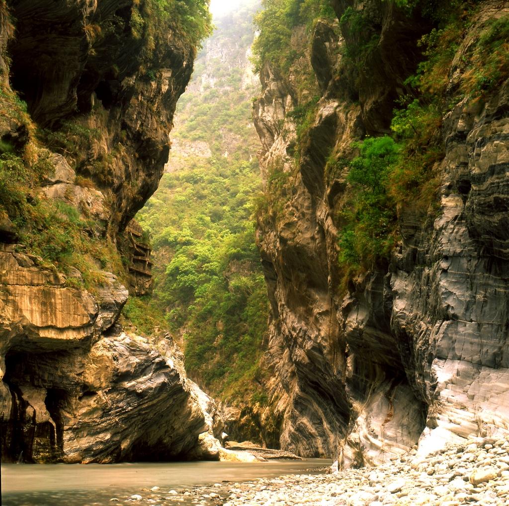 タロコ峡谷