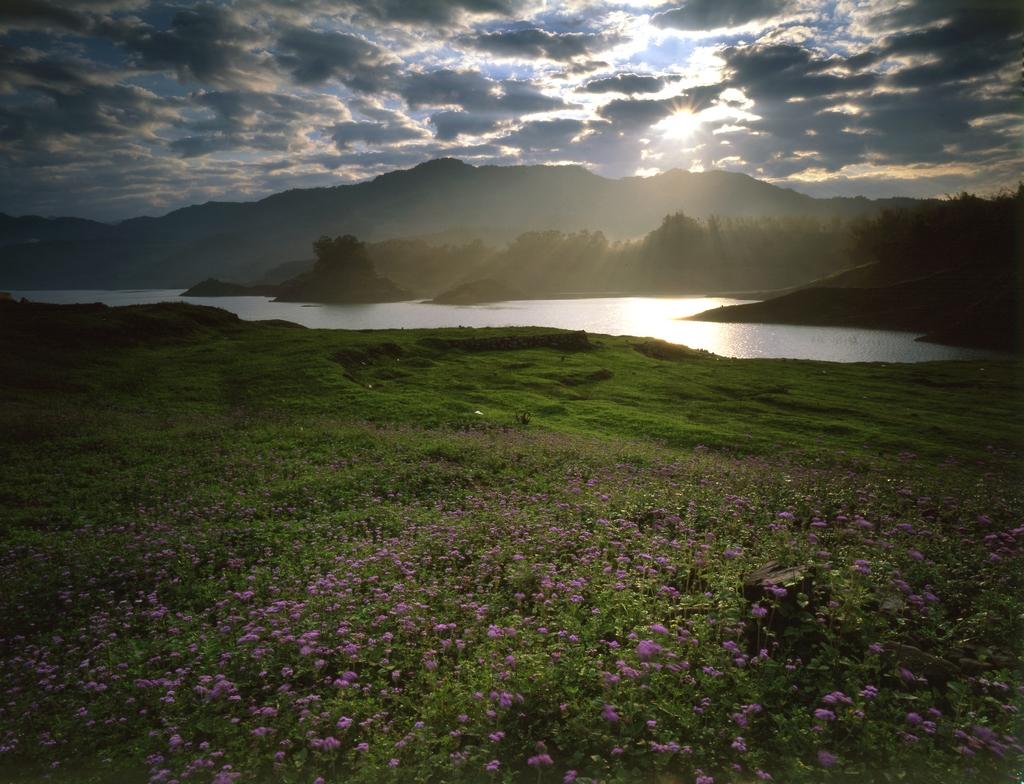 シラヤ国家風景区