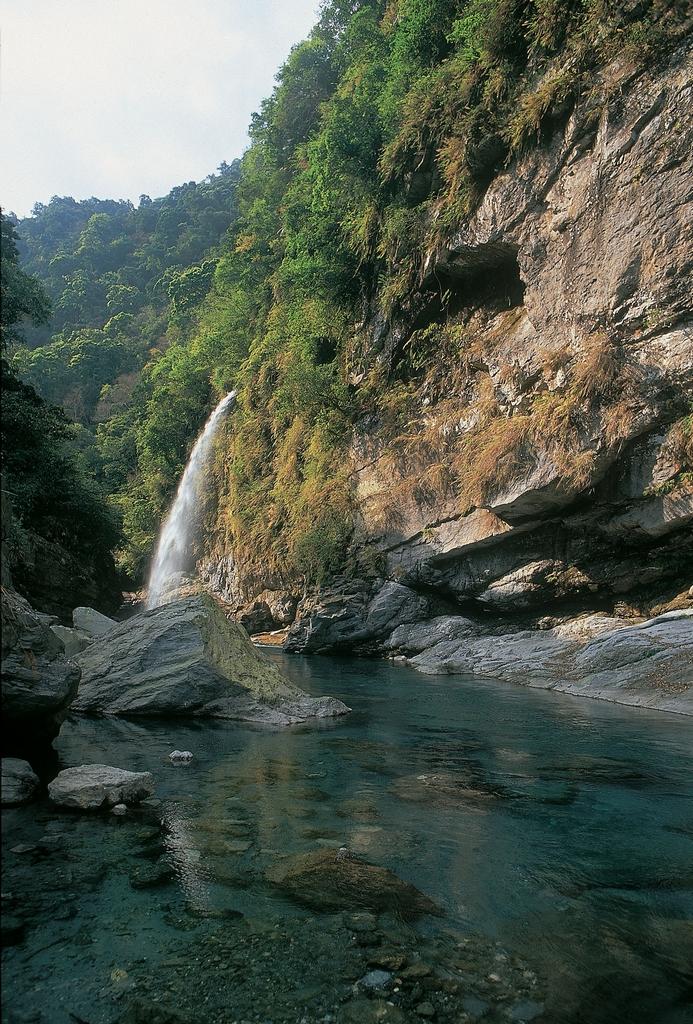 富源国家森林遊楽区の風景