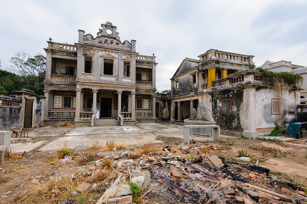 金門国家公園の古跡