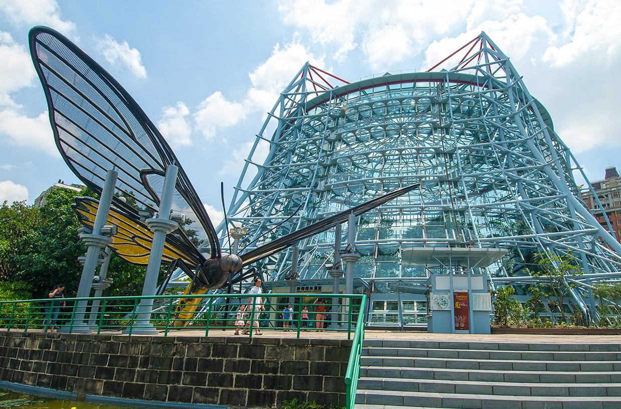 国立自然科学博物館-植物園