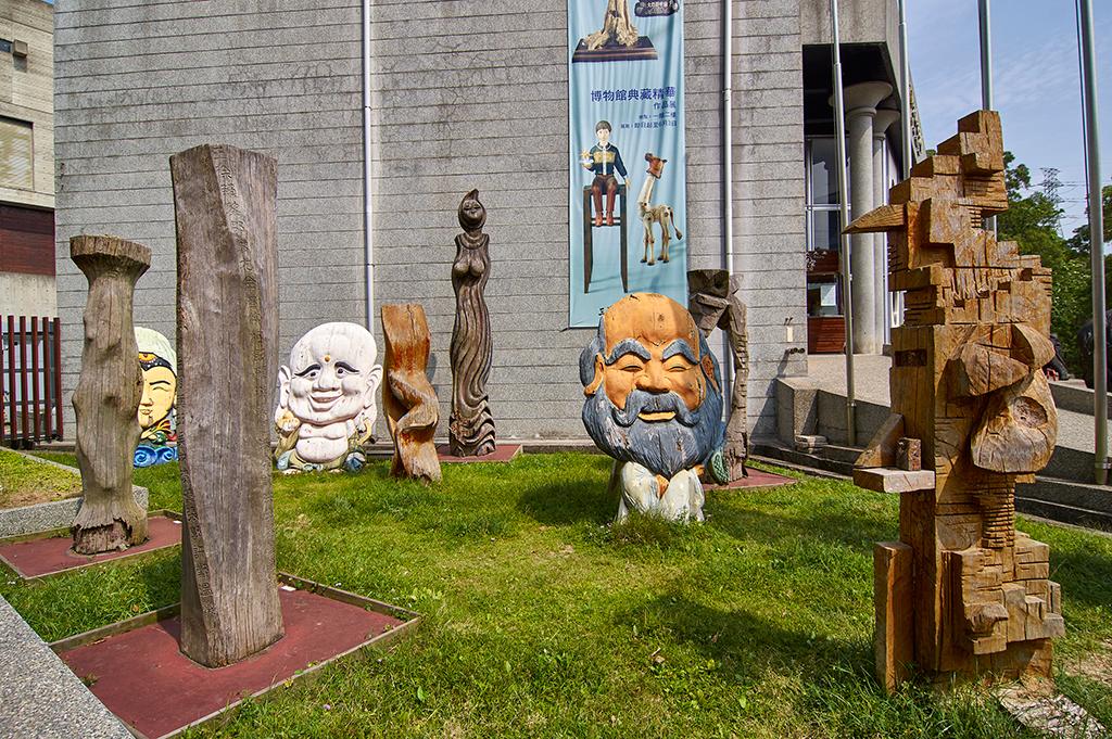 三義木彫博物館