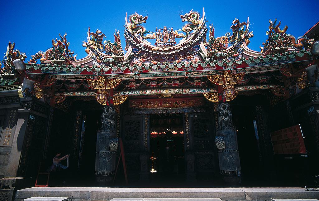 バンカ祖師廟