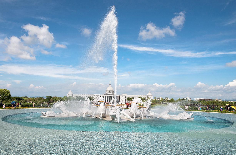 阿波羅噴泉広場