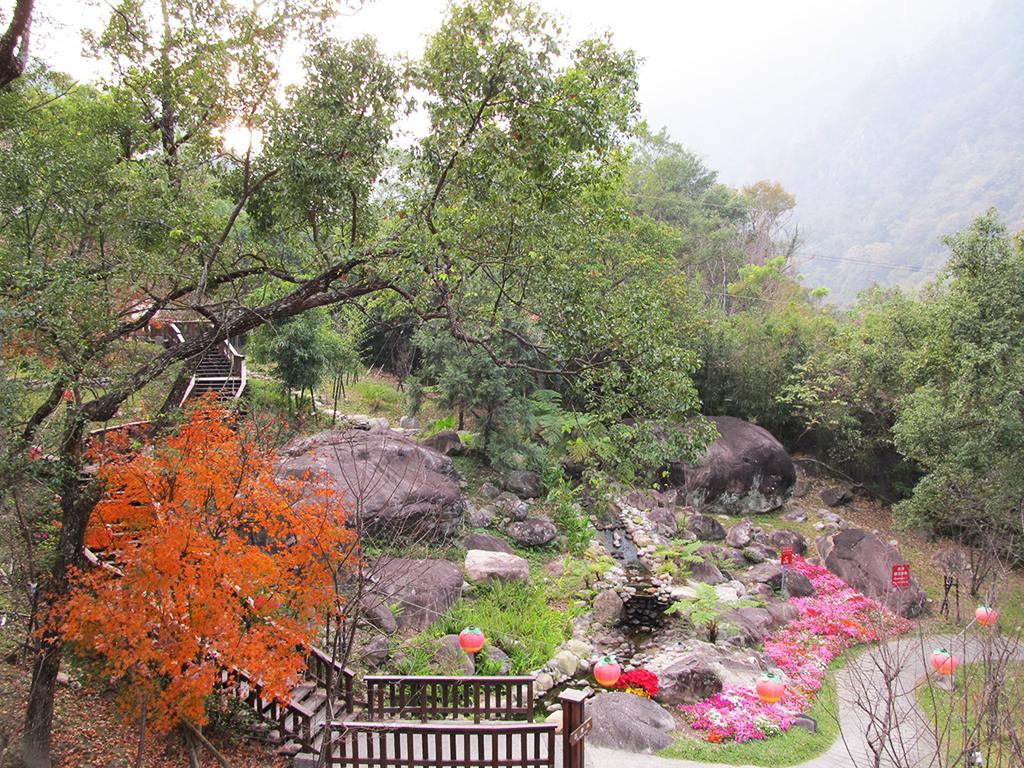 谷関風景特区