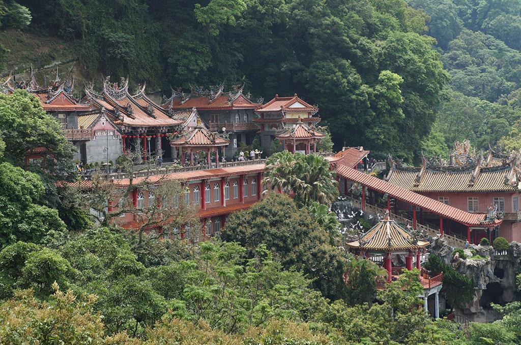 獅頭山-勧化堂