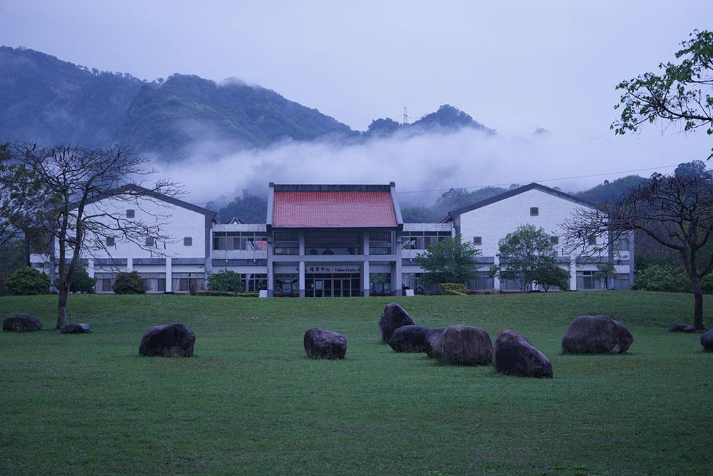 雪覇国家公園-汶水ビジターセンター