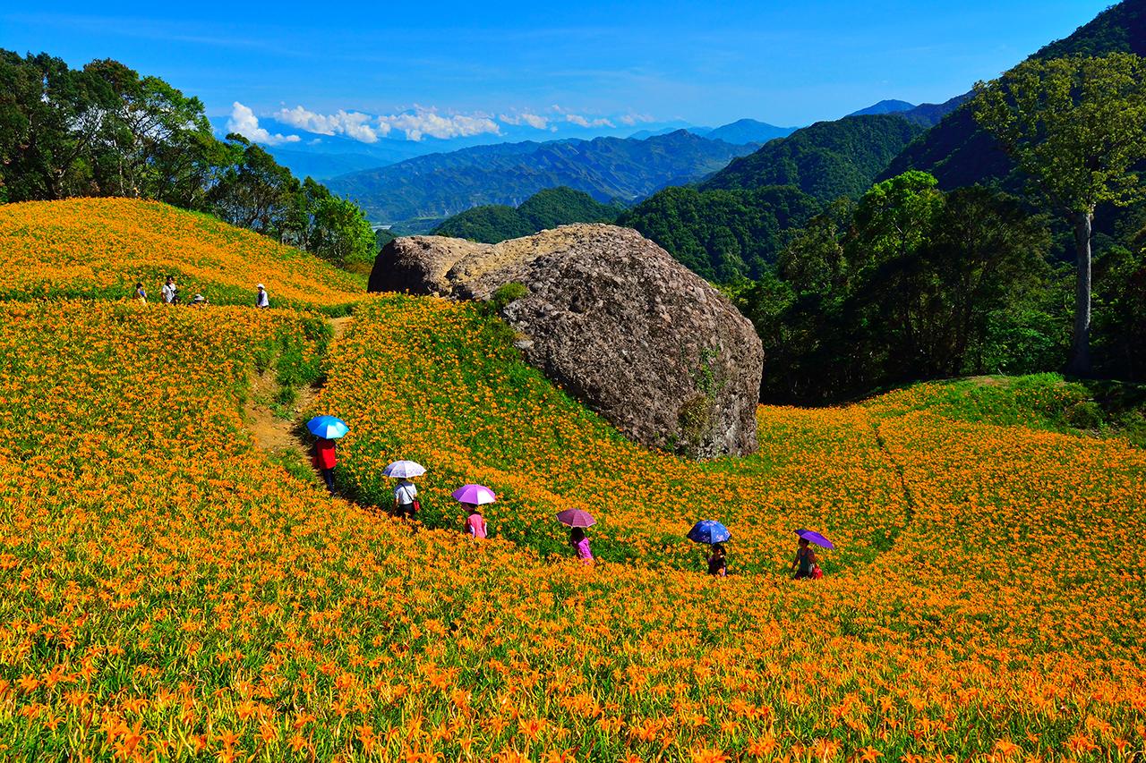 花東縦谷国家風景区