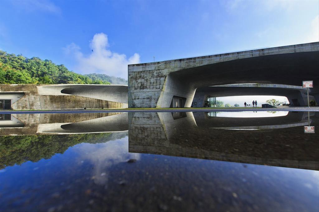 日月潭国家風景区-向山ビジターセンター