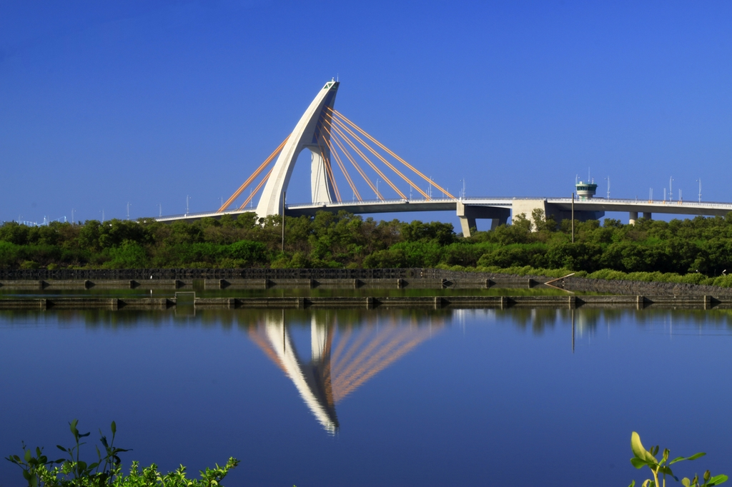 大鵬湾国家風景区-大鵬湾ビジターセンター