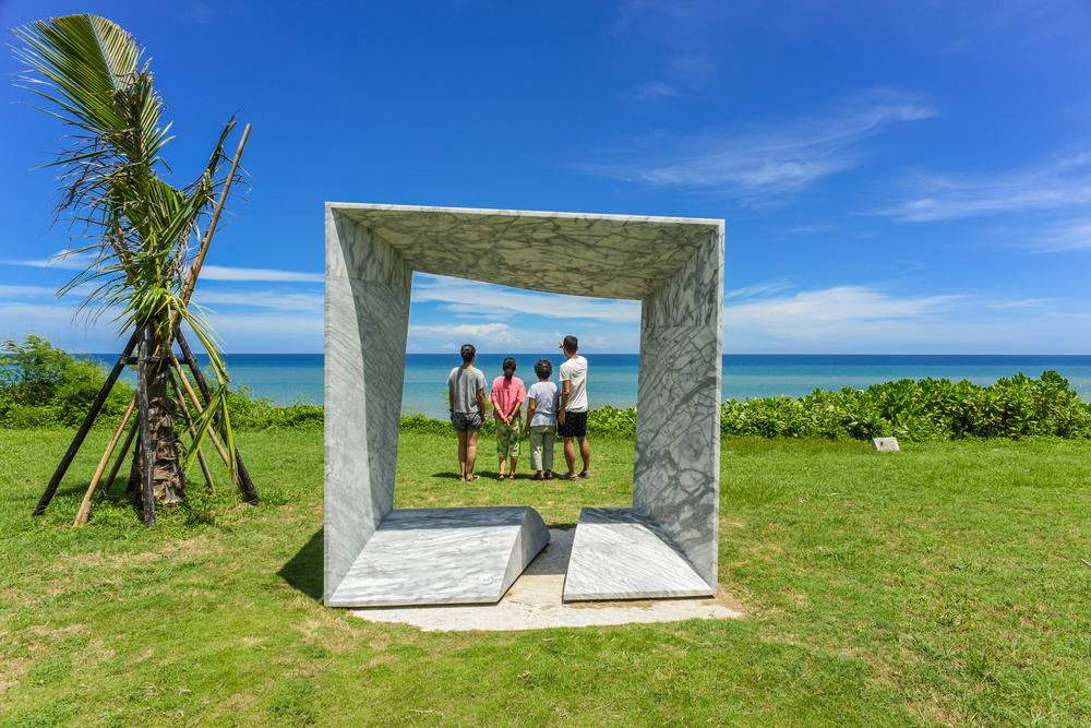 太平洋公園の風景
