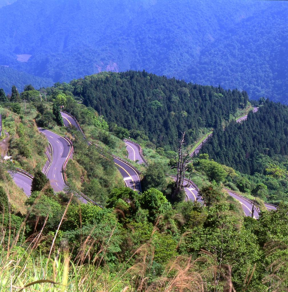 太平山国家森林遊楽区