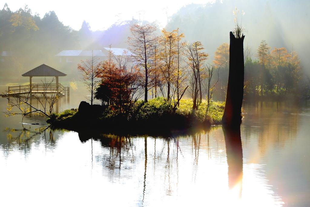 明池森林遊楽区