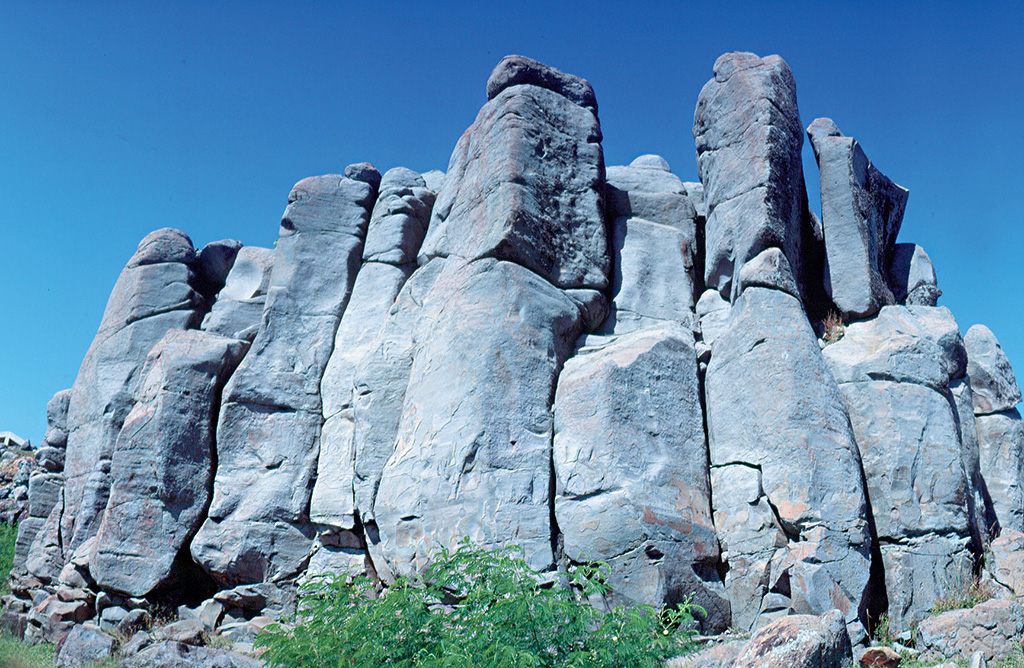 虎井嶼玄武岩