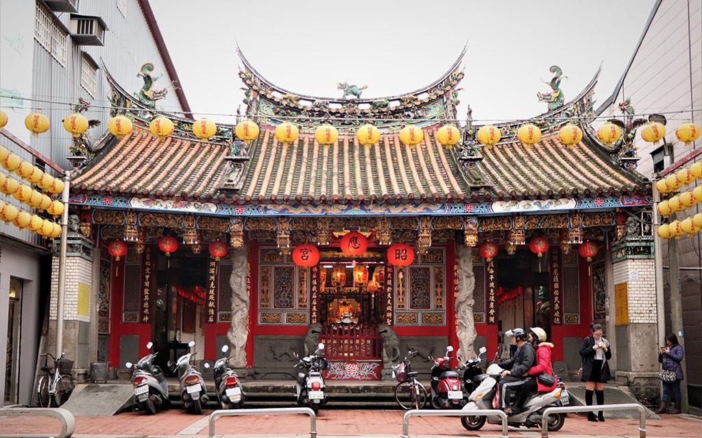 宜蘭昭応宮