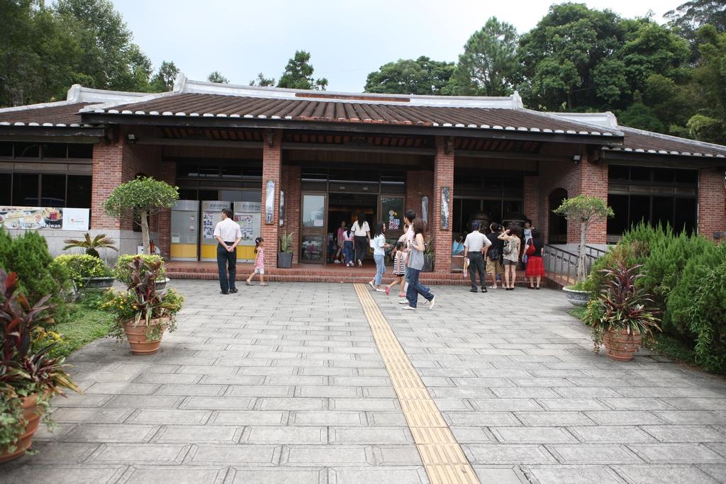 慈湖旅客センター
