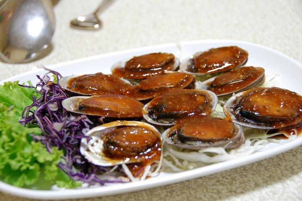 布袋海鮮料理
