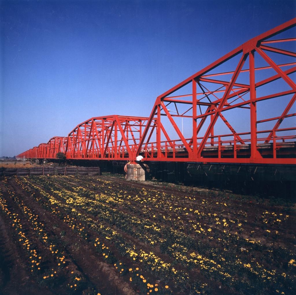 西螺大橋の美景