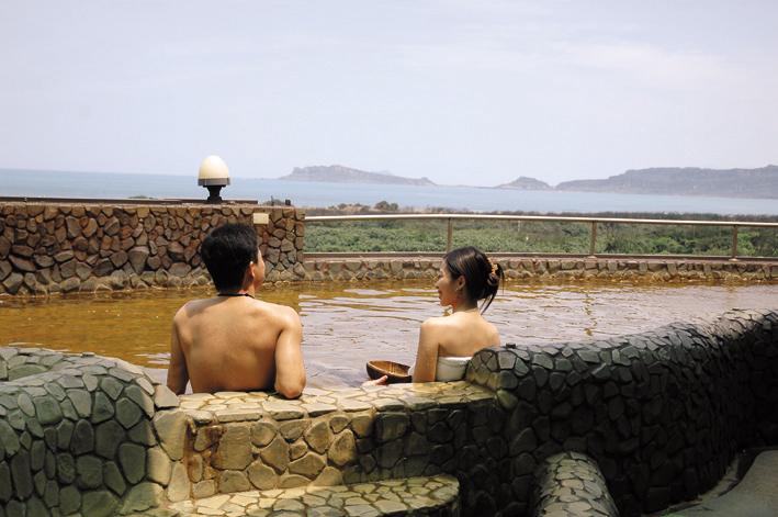 金山温泉風呂