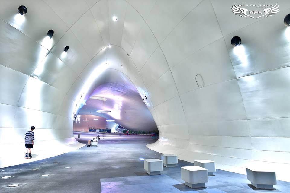 衛武営国家芸術文化センター