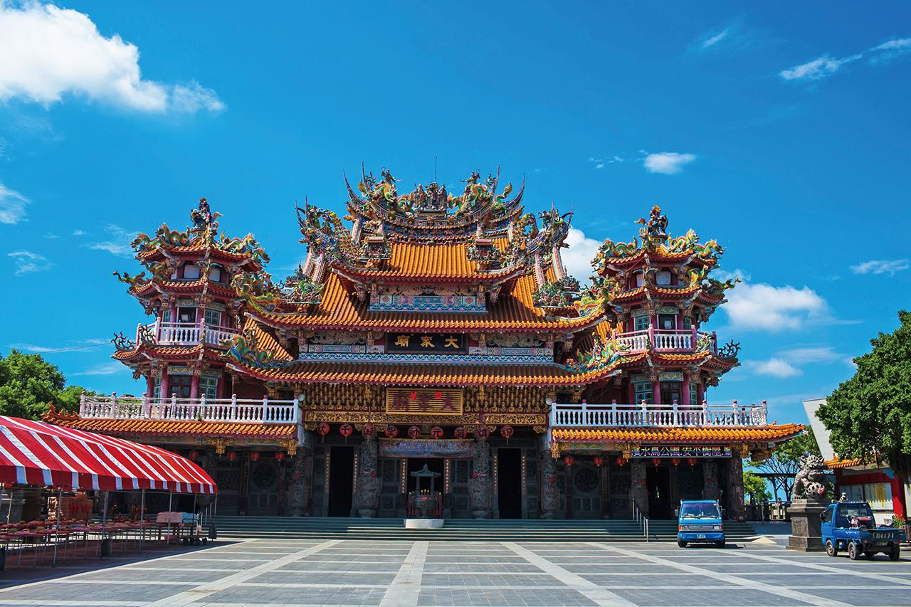 四草大衆廟