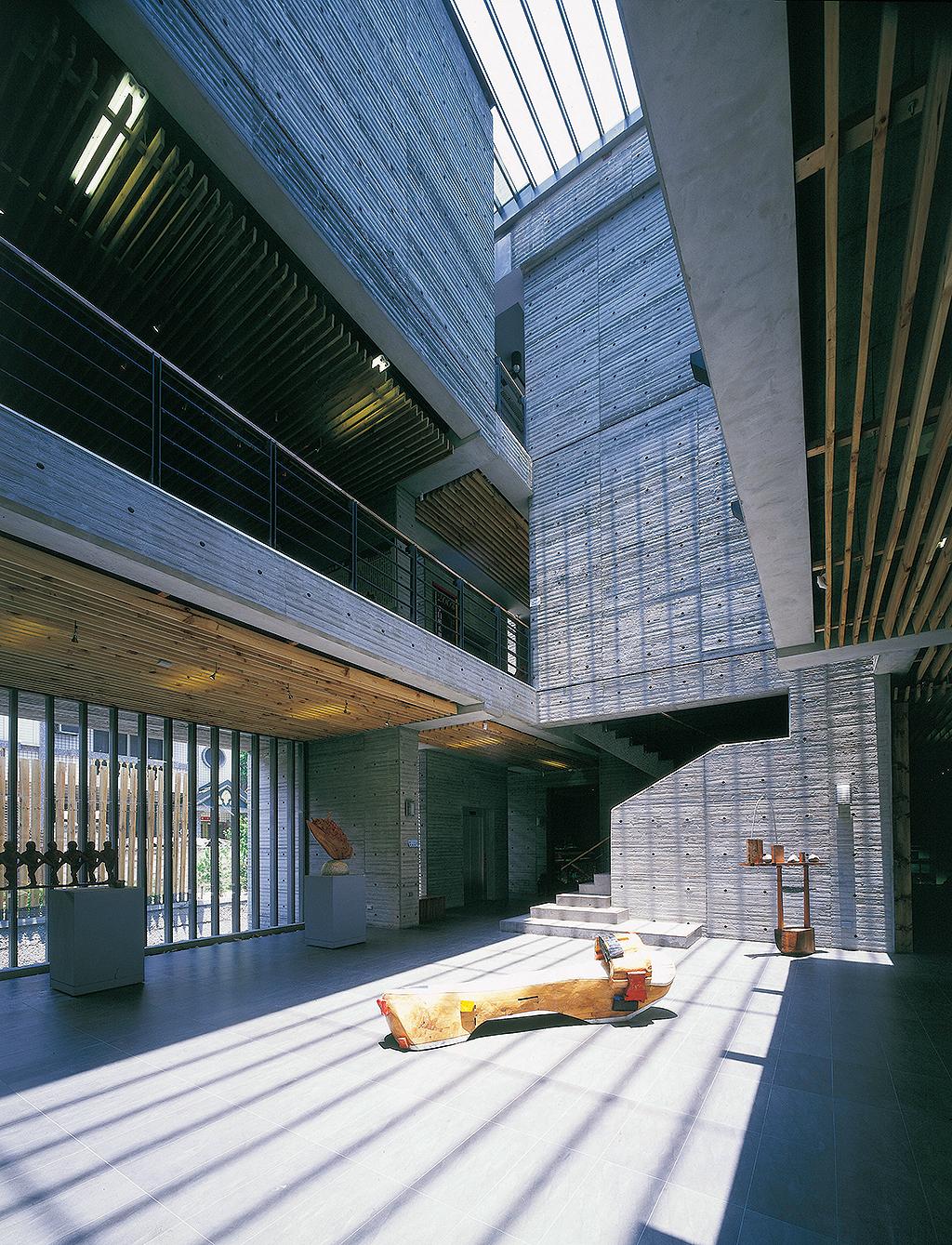 木彫博物館