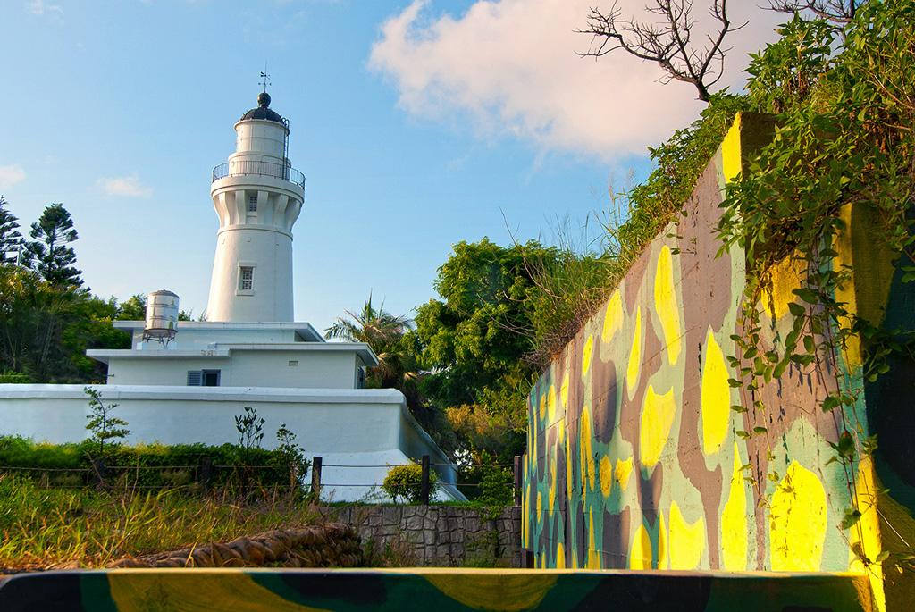 白沙岬灯台