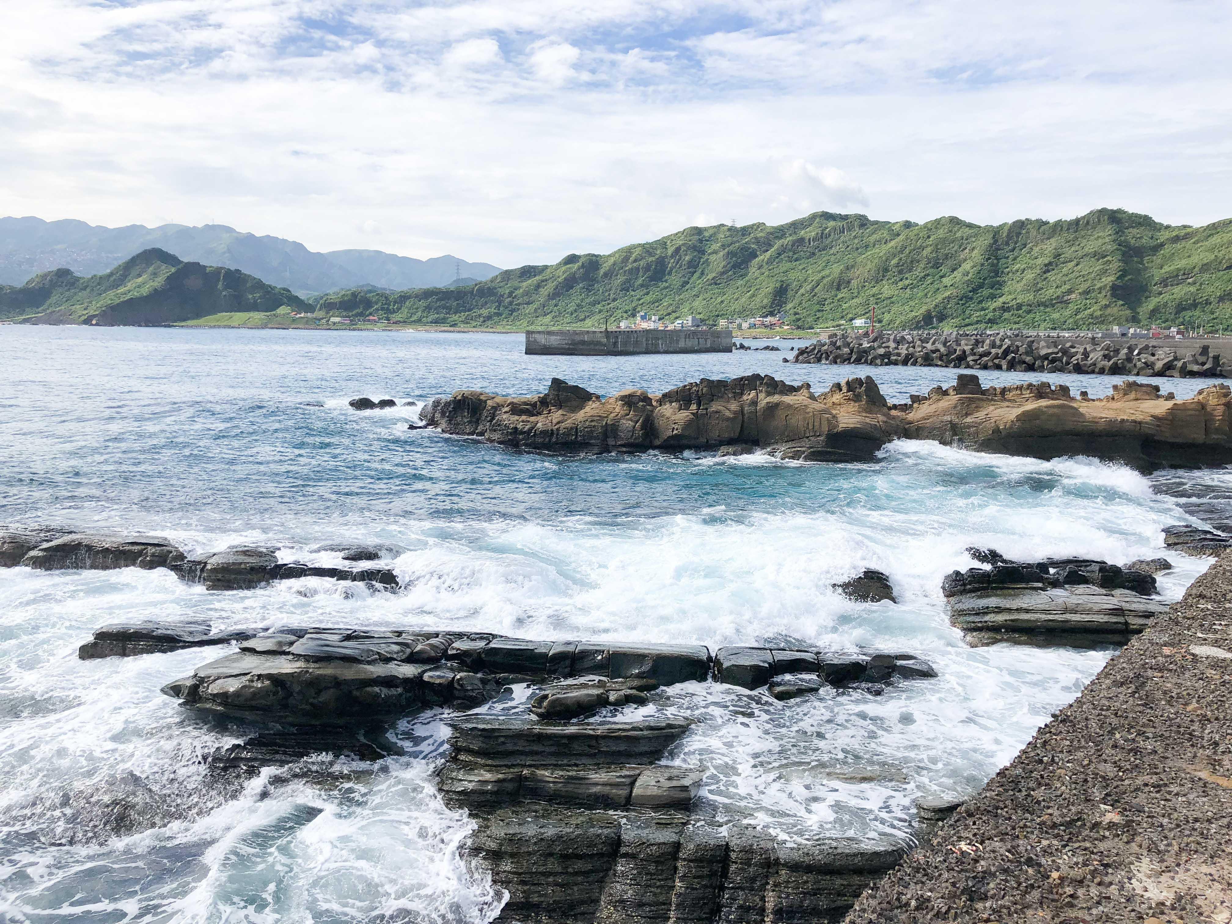 潮境公園の景色