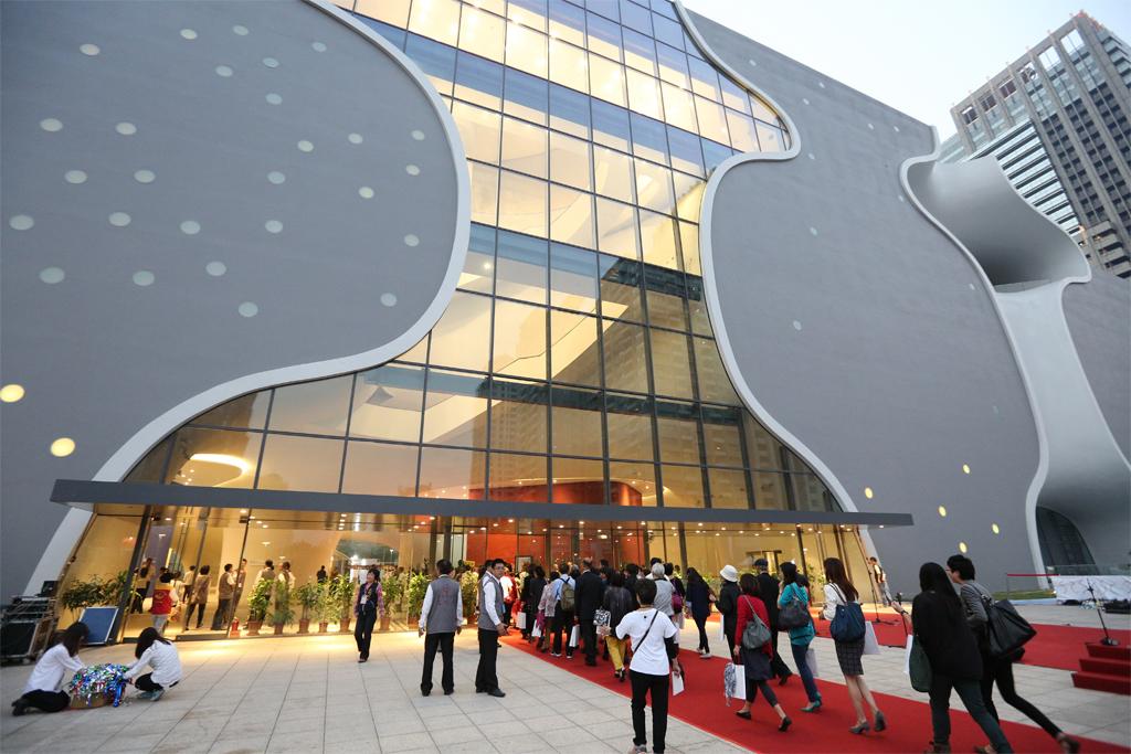 台中国立歌劇院