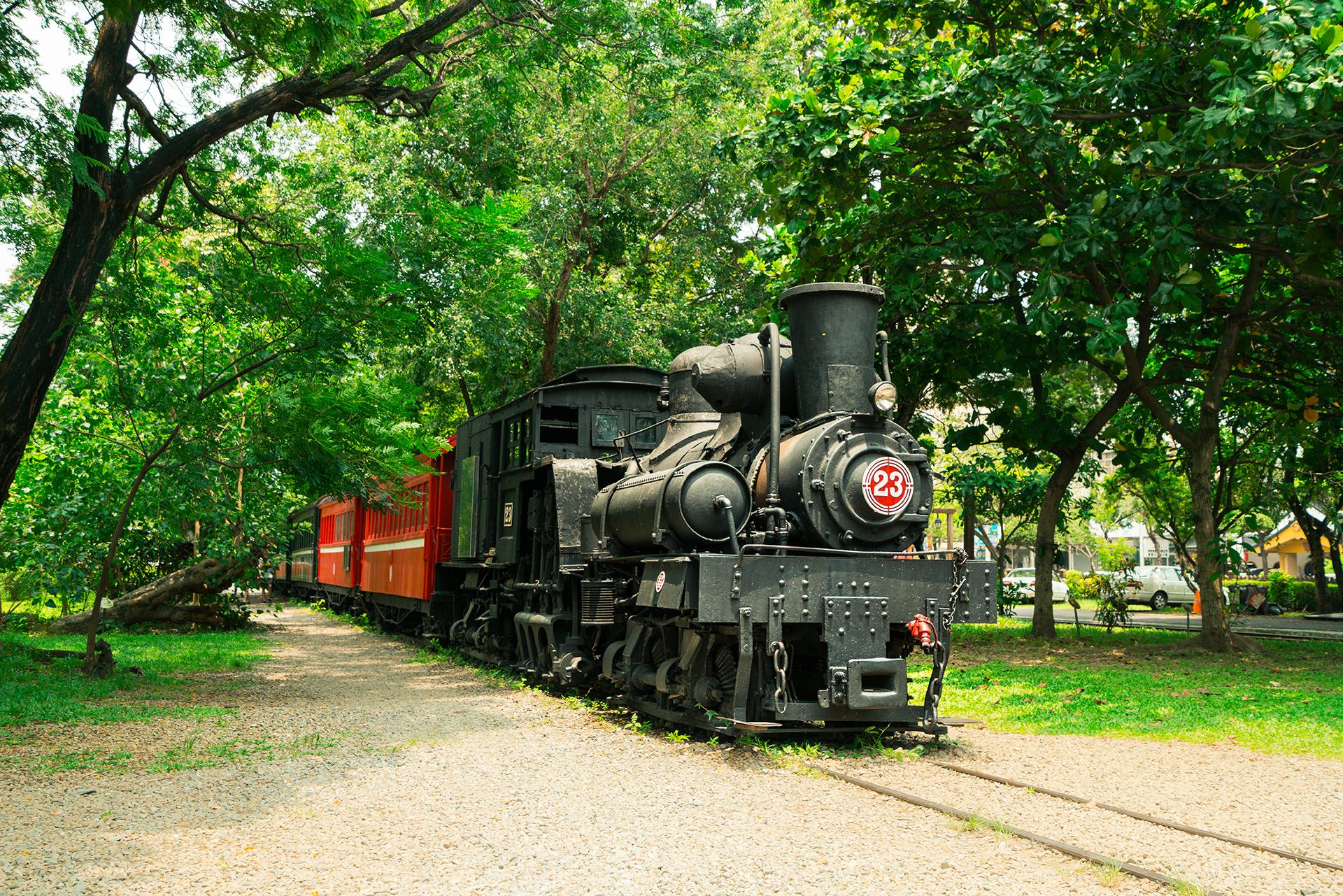 25号蒸汽機関車