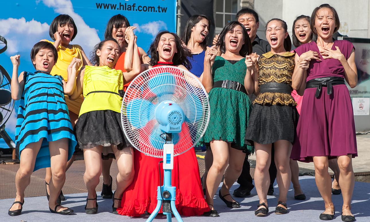 華山芸術生活節-開会式