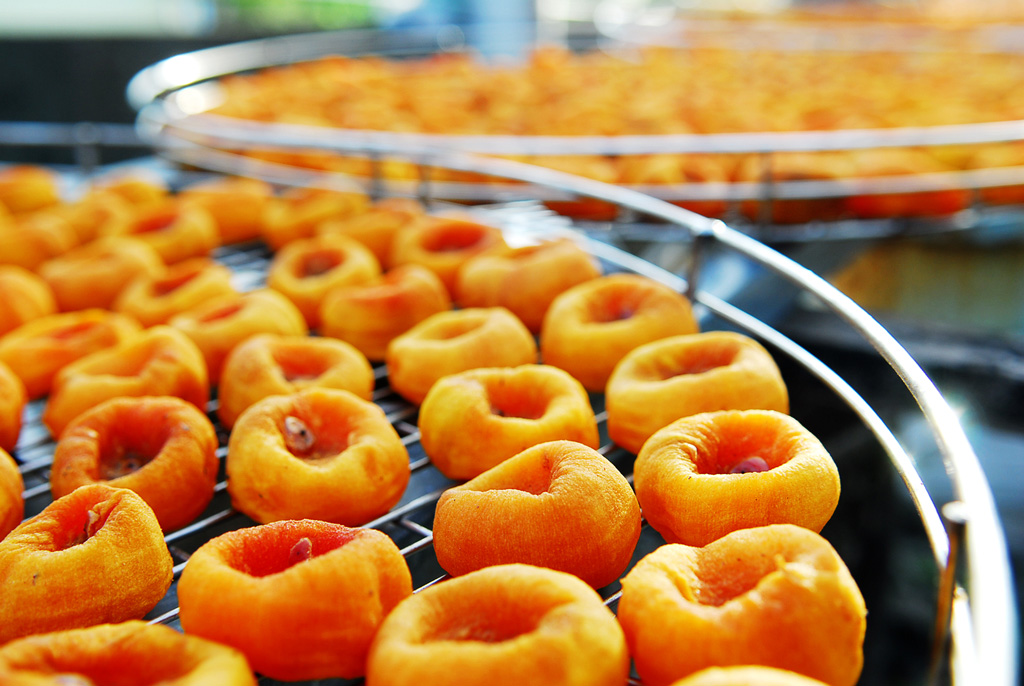 北埔の柿餅(干し柿)
