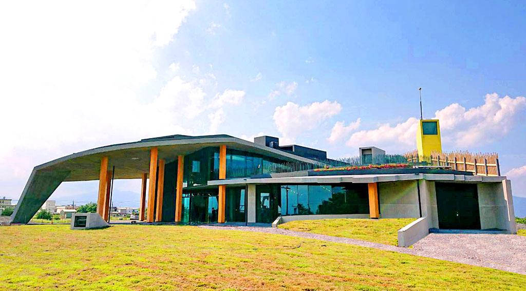 壯圍砂丘旅行サービスエリア