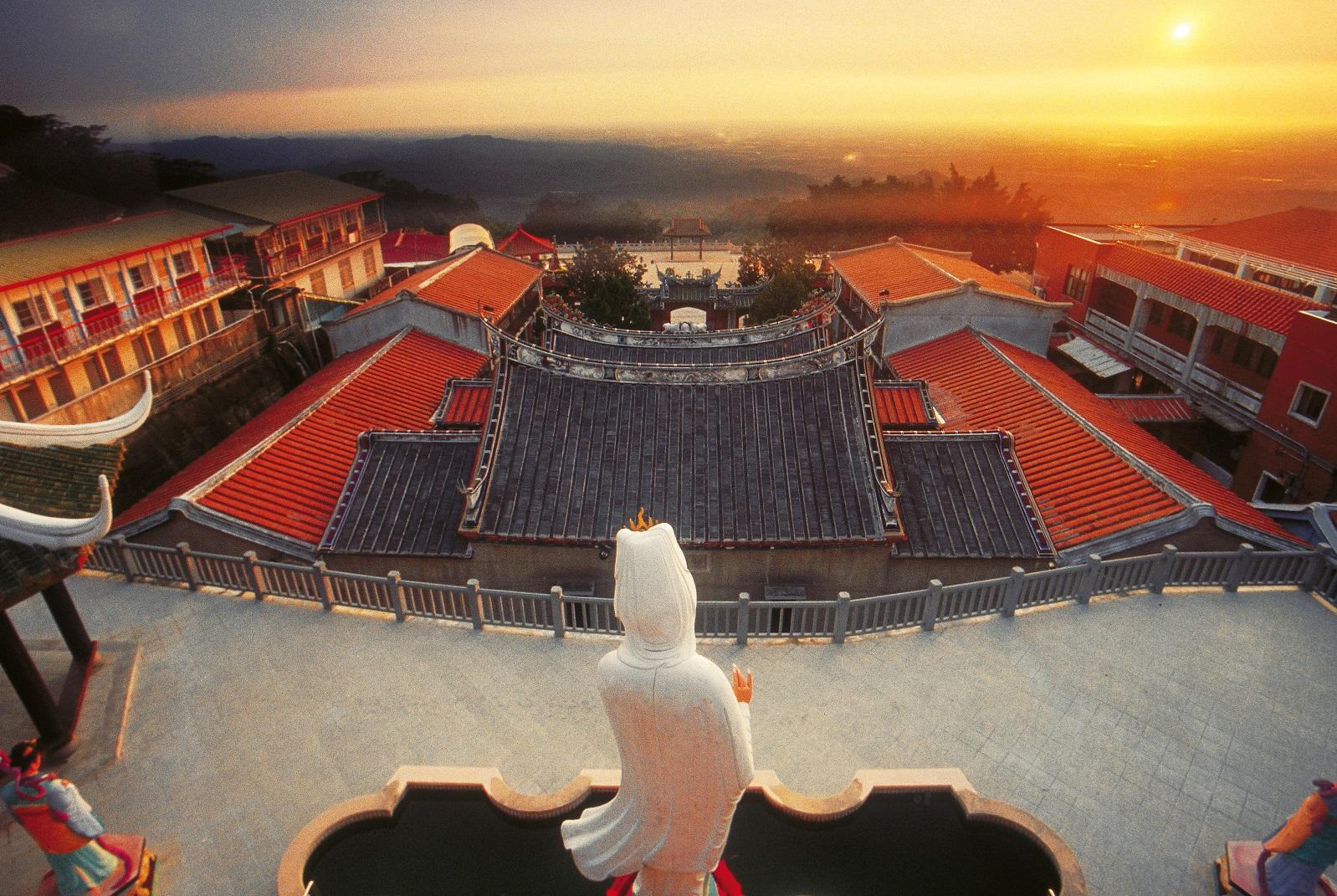 碧雲寺の風景