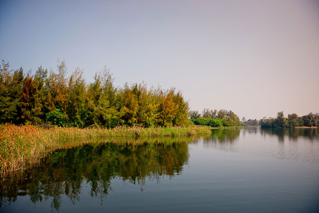 椬梧帯湖景観公園
