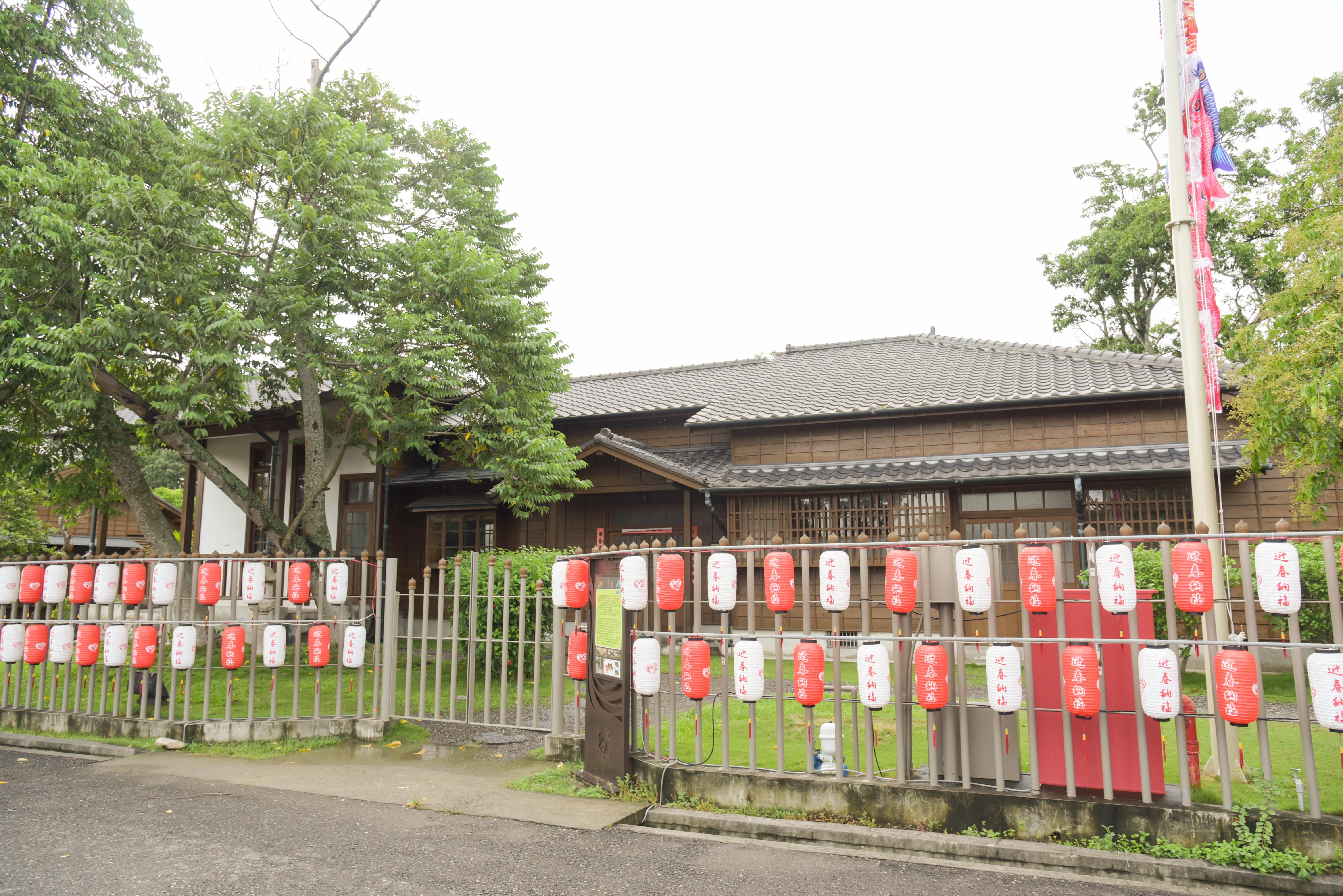 八田與一記念園区