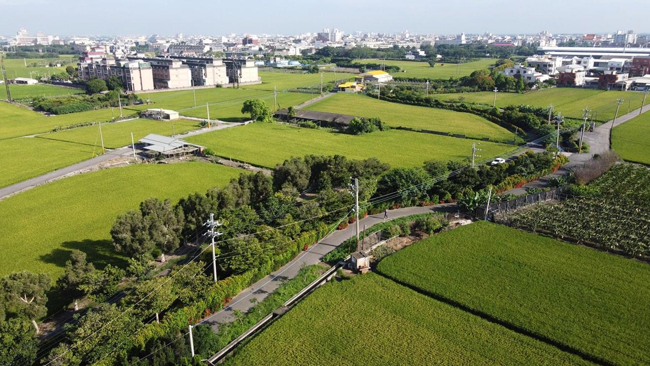 旧二林渓サイクリング道路(楊振璋撮影)