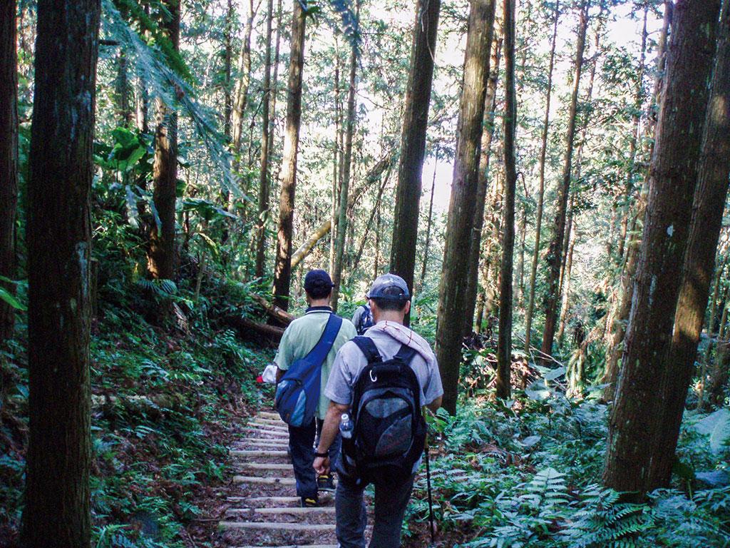 マラパン山登山歩道