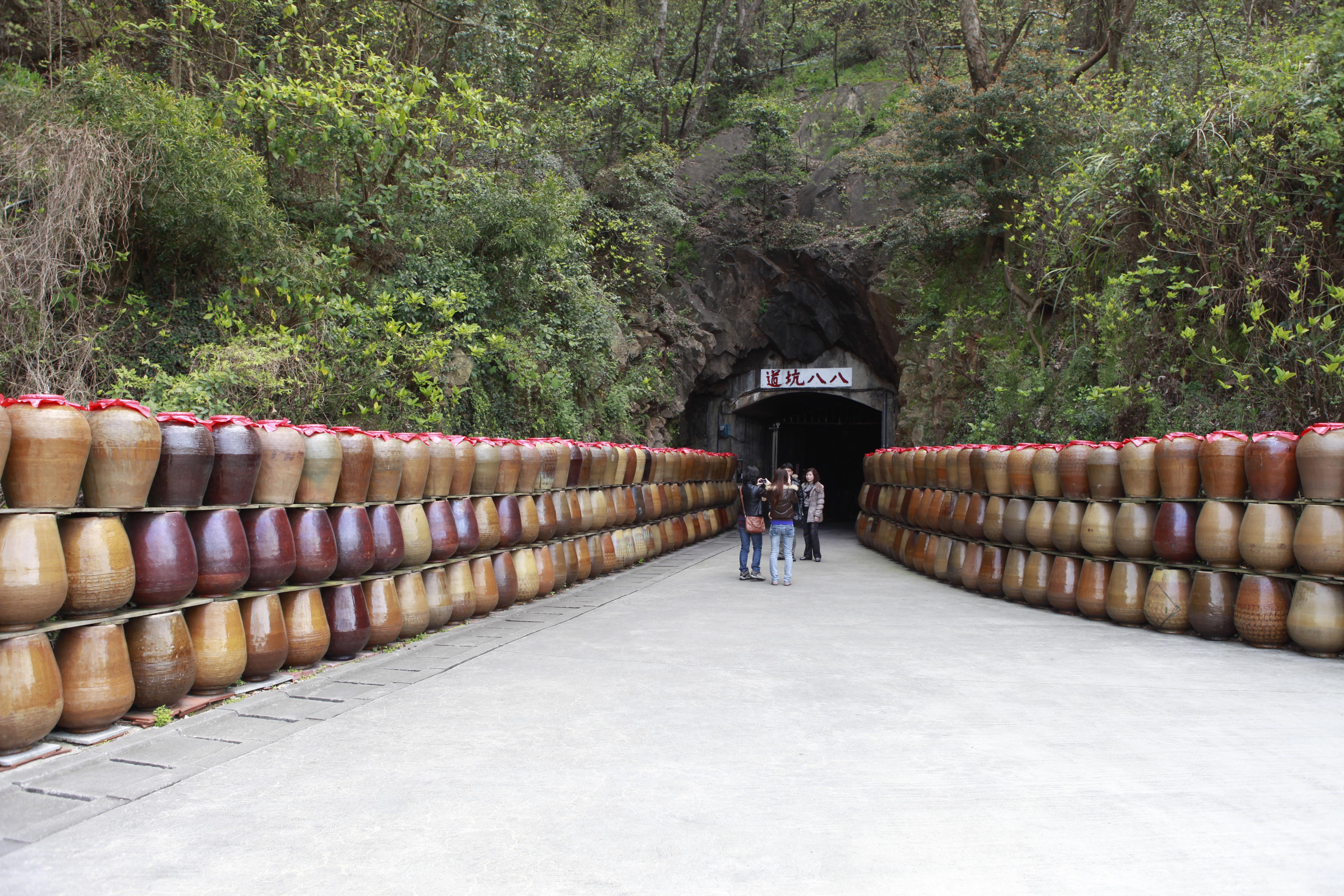 馬祖酒廠-八八坑道