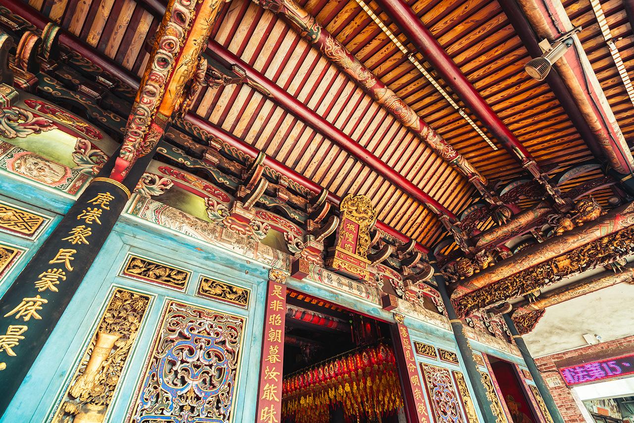 鹿港城隍廟