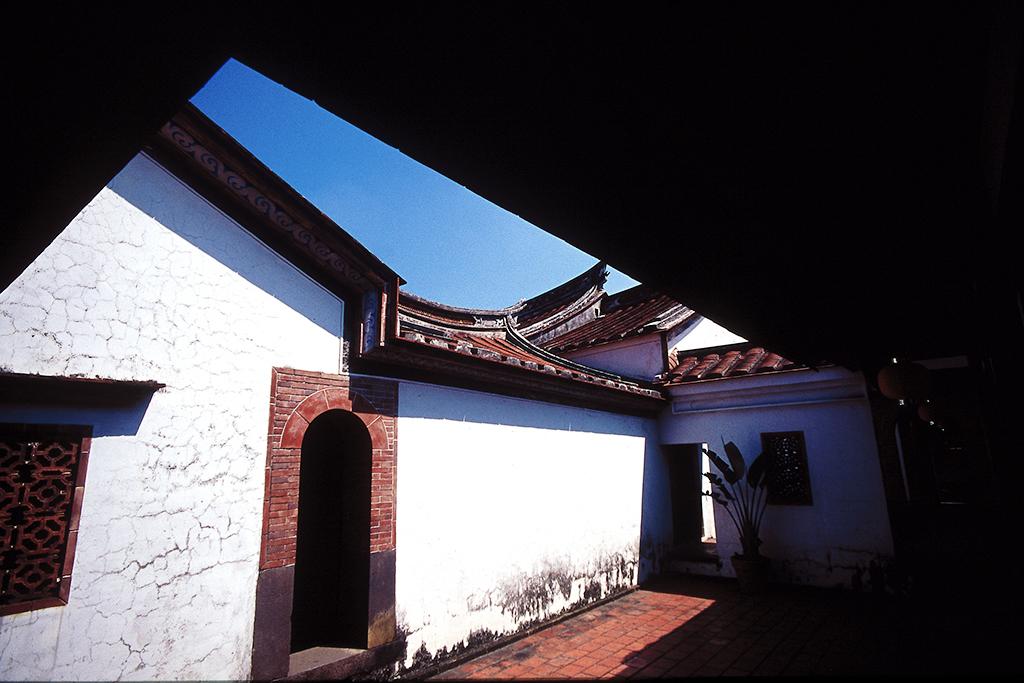 林安泰古厝民俗文物館の景色