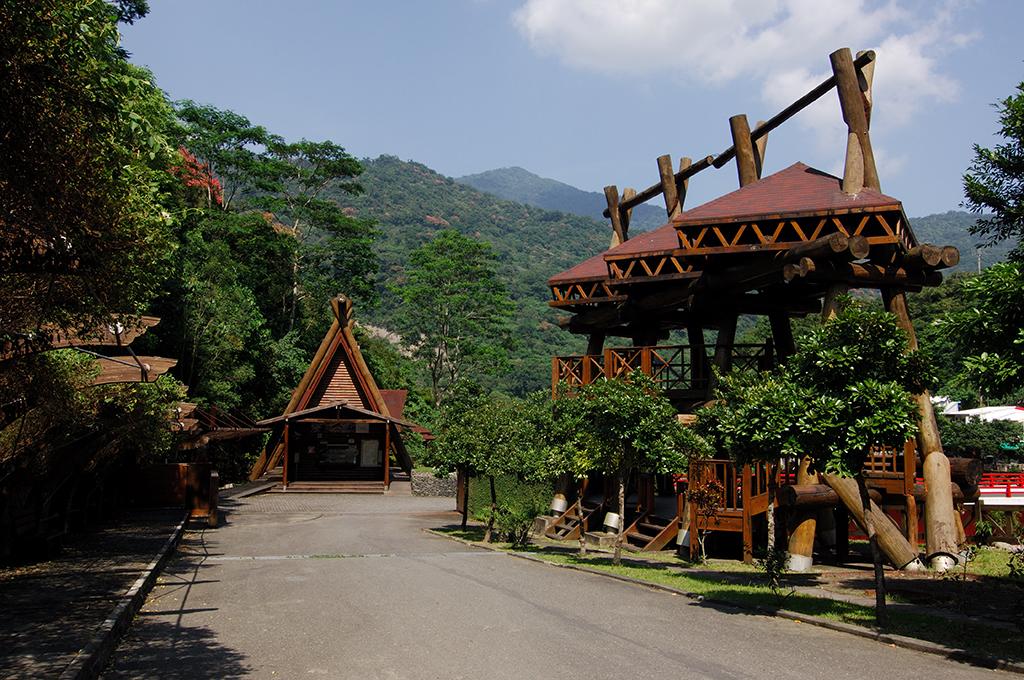 知本国家森林遊楽区