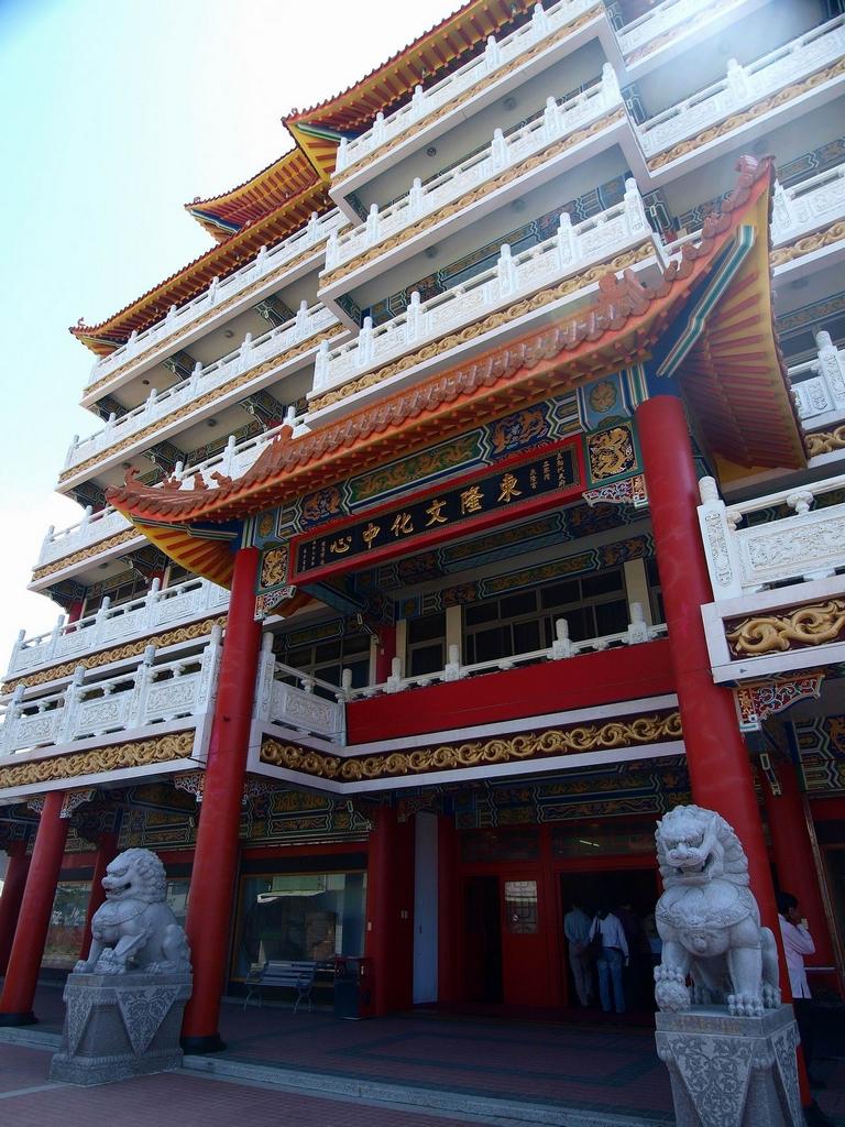 東隆宮文化センター-王爺信仰文物館