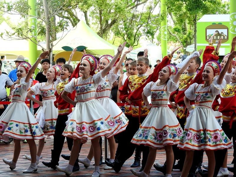 宜蘭国際キッズテーマパーク芸術祭  (13)