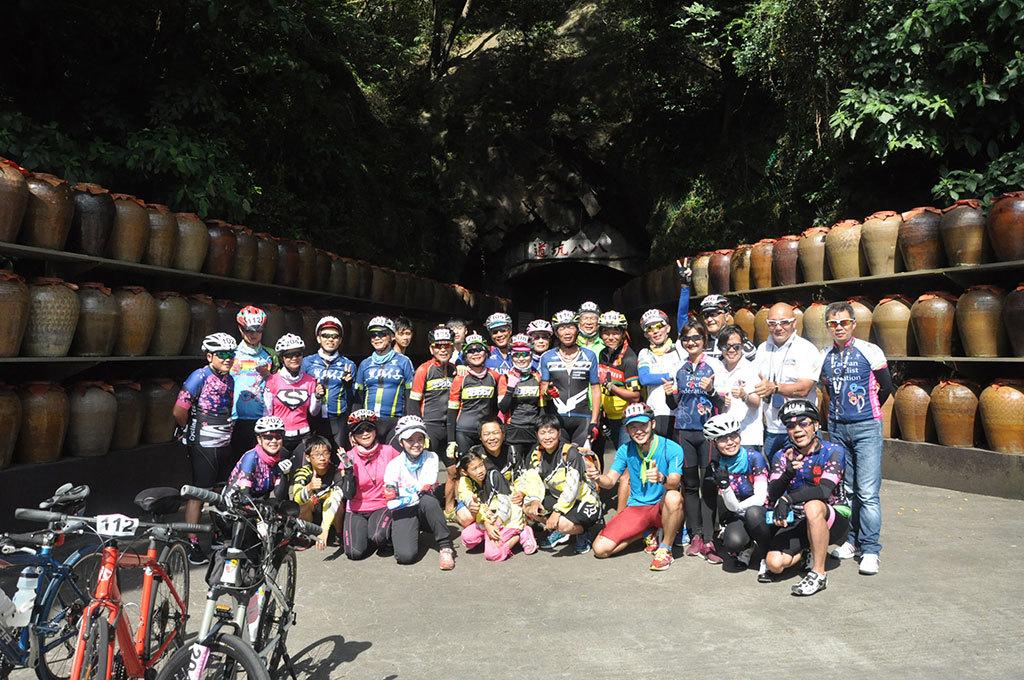 2017 馬祖の壁自転車チャレンジ