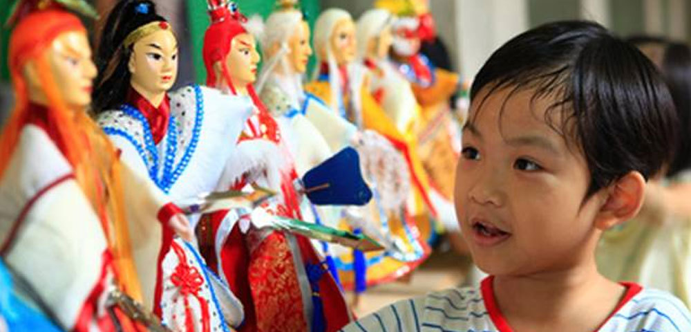 雲林国際人形劇祭り