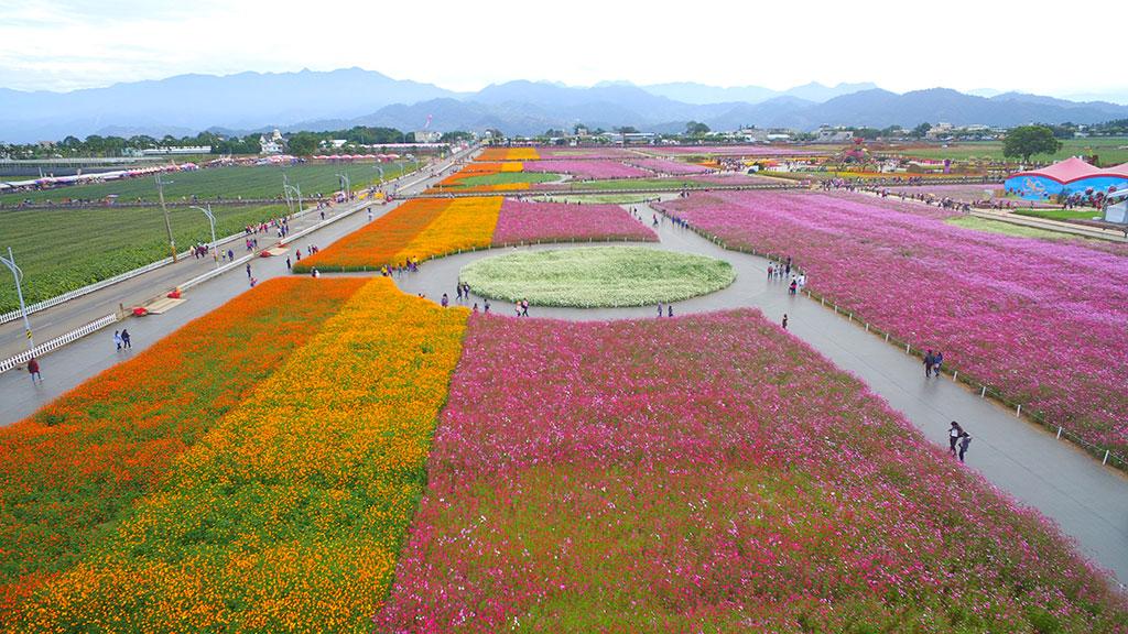 2020新社花畑フェスティバル