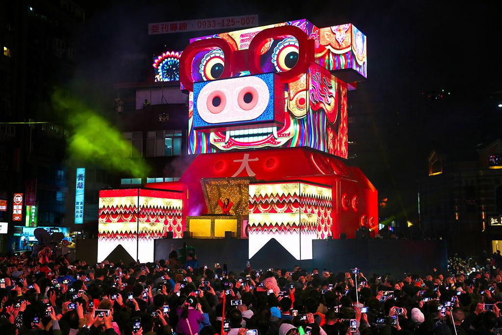 <p>2021台北灯节</p>